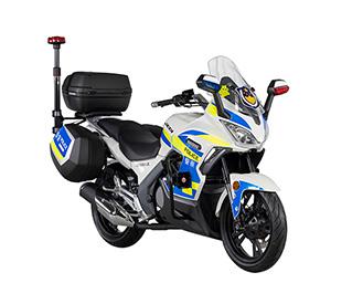 Police 320CC