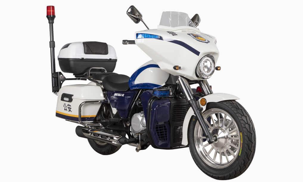 Police 250cc
